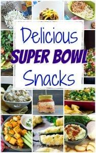 12 Delicious Super Bowl Snacks