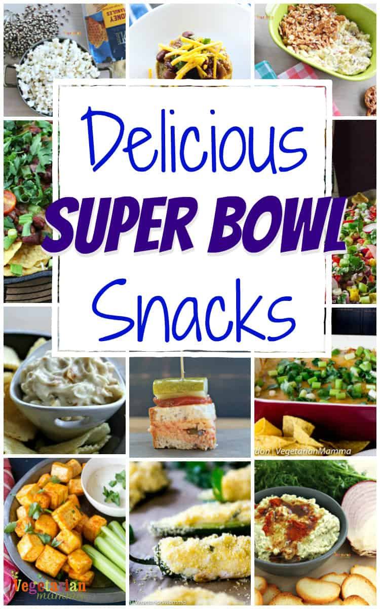 12 Delicious Super Bowl Snacks