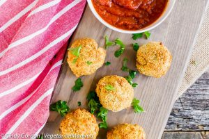 Game Changing Air Fryer Risotto Balls to try RIGHT NOW!