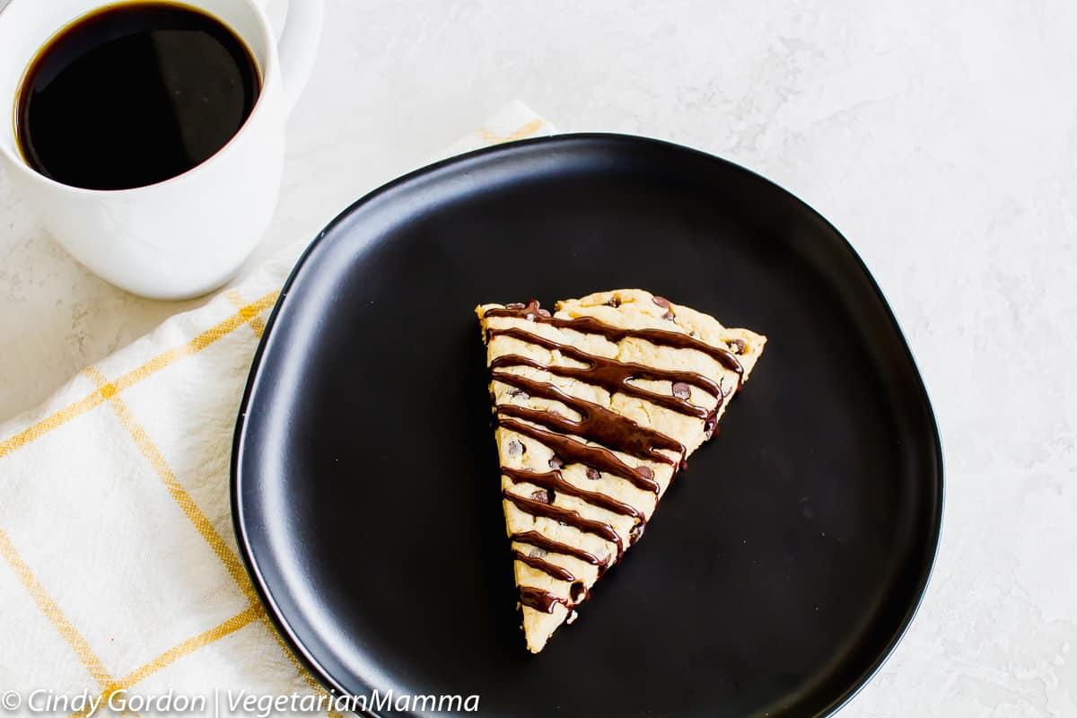 Gluten Free Chocolate Chip Scones
