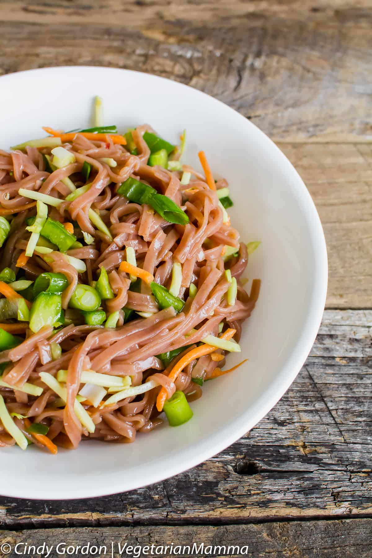 Lunch Prep Recipe - Easy Asian Pasta Salad