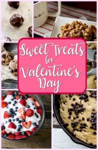 Gluten Free Sweet Treats for Valentine's Day
