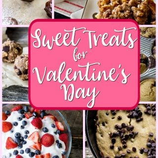 Gluten free sweet treats