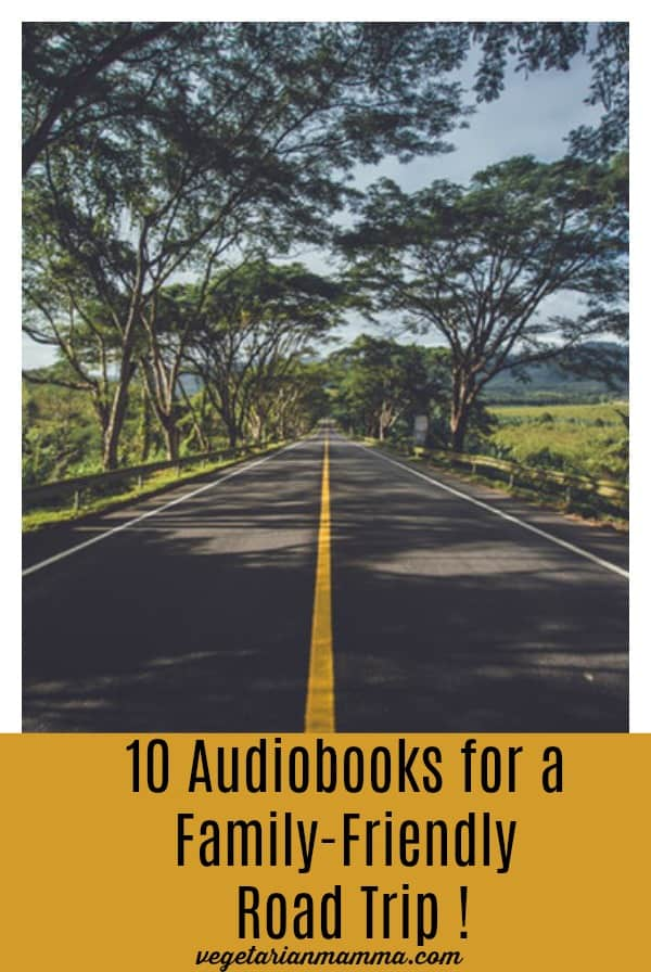 10 audio books for a road trip