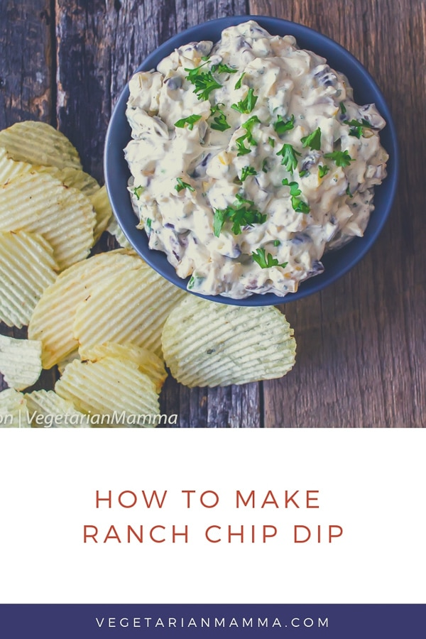 Ranch Chip Dip