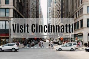 Visit Cincinnati – a simple vistors' guide
