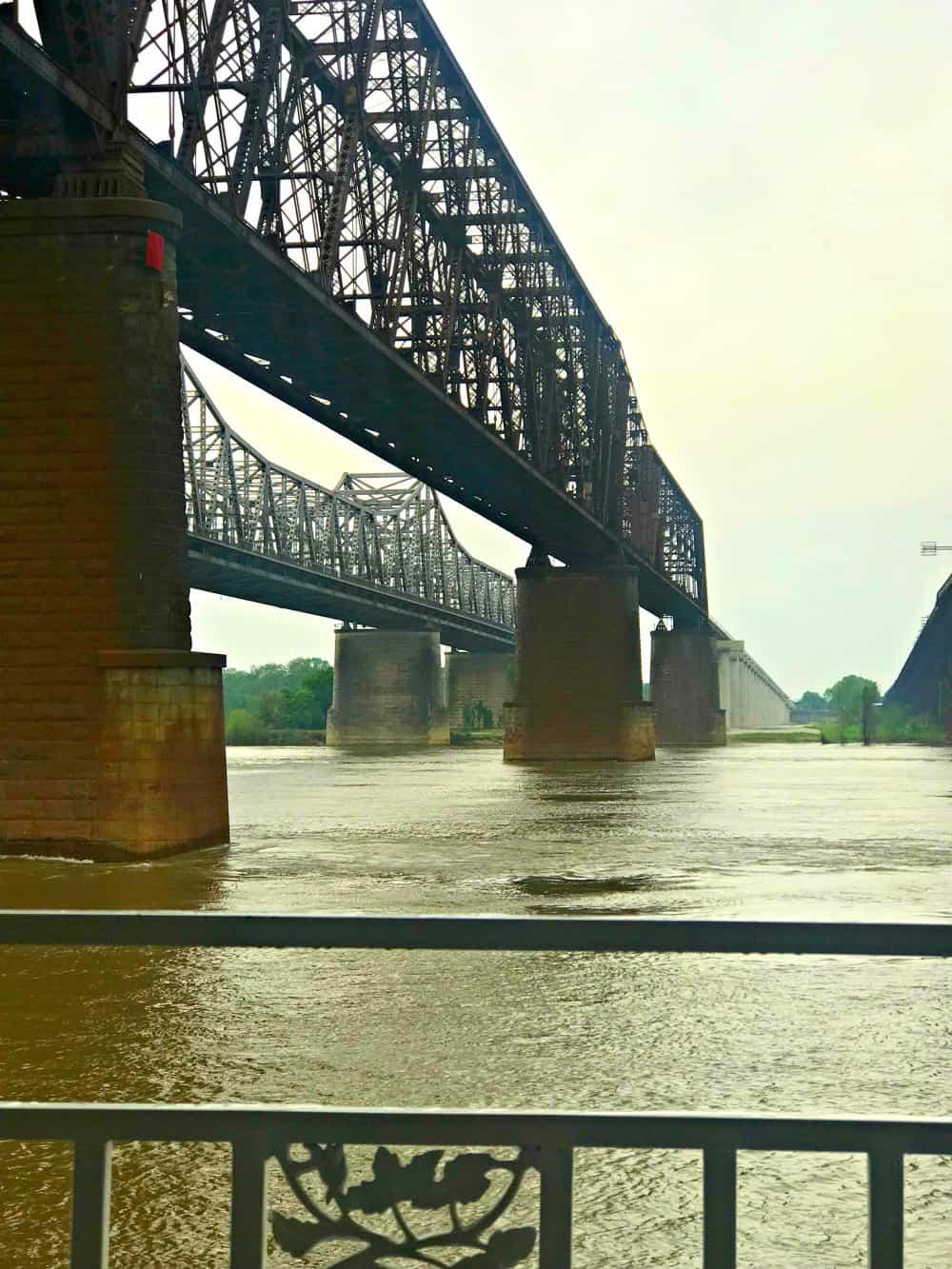 Bridge in Memphis Tn