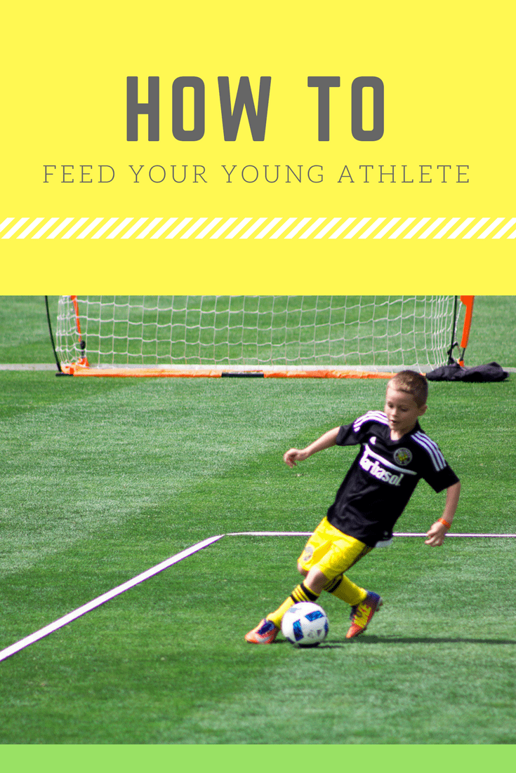 Nutrition for Young Athletes with Food Restrictions