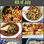 Vegetarian Cookout Recipes for the 4th of July