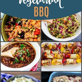 easy vegetarian memorial day recipes