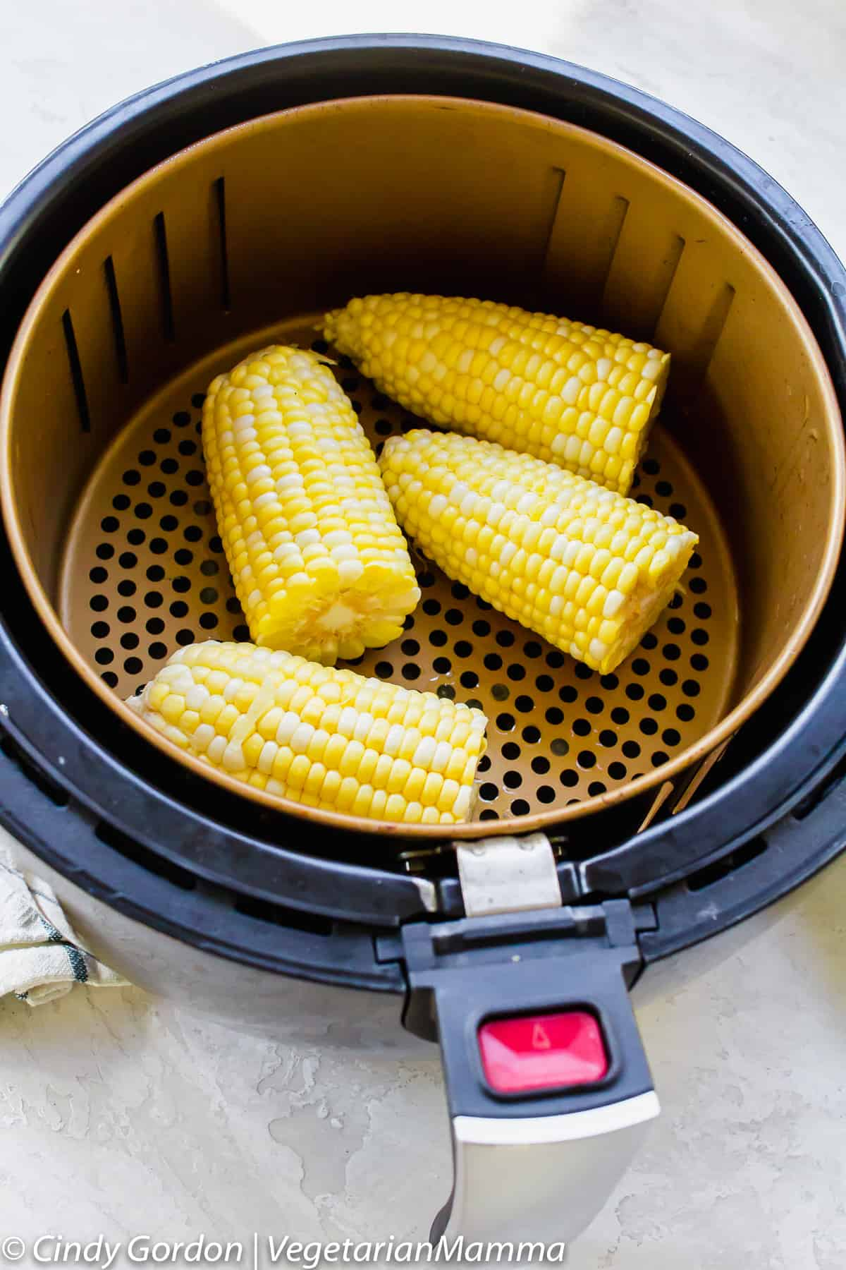 Air Fryer Corn on the Cob - Quick and Easy