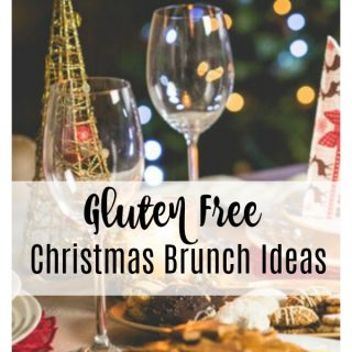 Gluten Free Christmas Brunch recipes