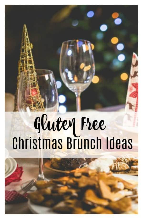 Gluten Free Christmas Brunch recipes