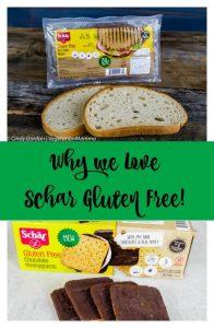 Why we Love Schar Gluten Free!