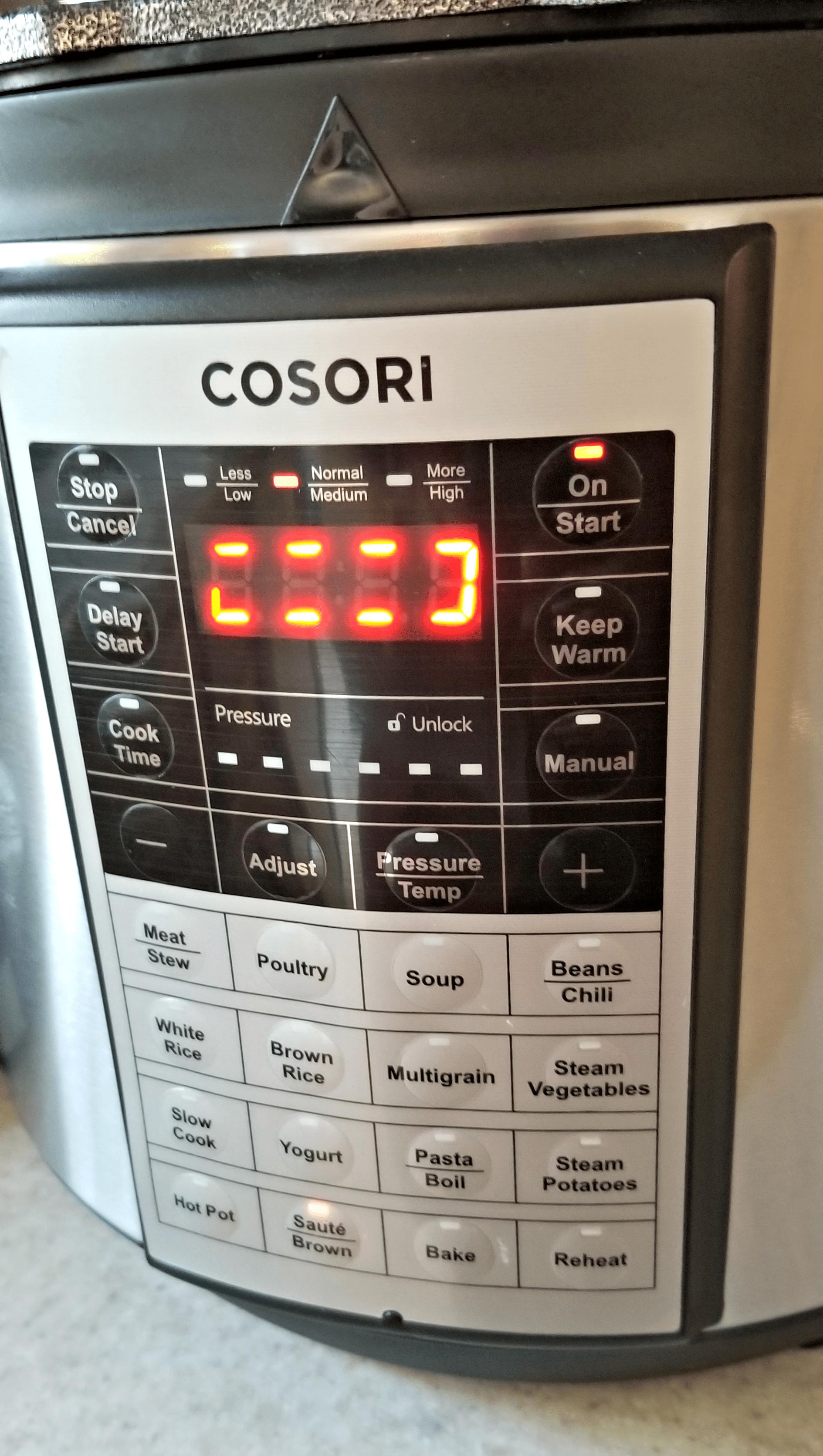 cosori review