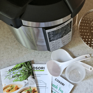 Cosori Electric Pressure Cooker Review