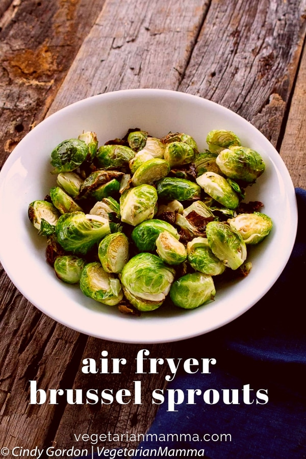 Air Fryer Brussel Sprou
