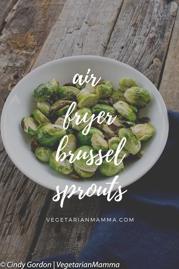 Air Fryer Brussel Sprou