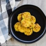 Air Fryer Zucchini Coins are quick and easy.