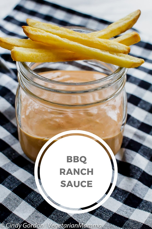 BBQ Ranch Sauce