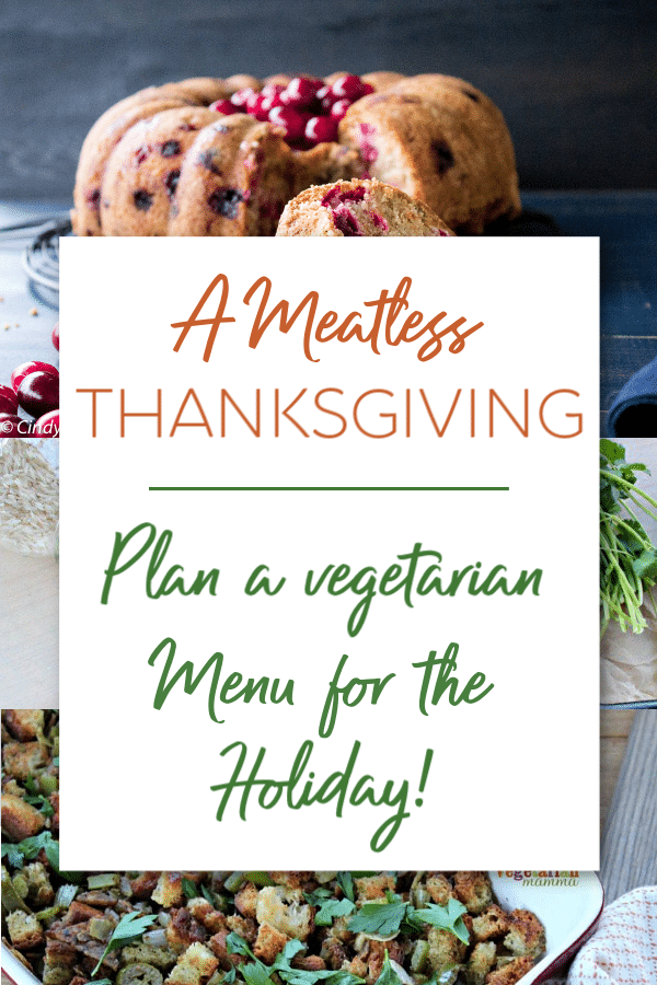 Meatless thanksgiving