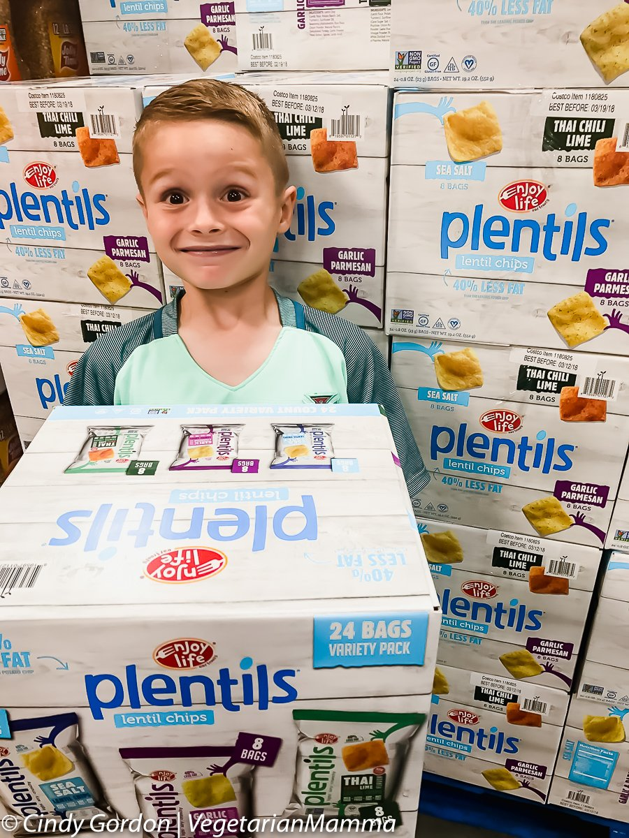 Plentils now at Midwest Costco Stores