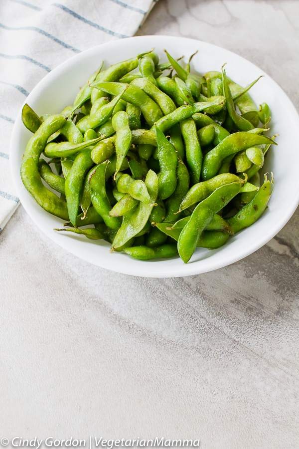 Air Fryer Edamame is a delicious air fryer recipe.