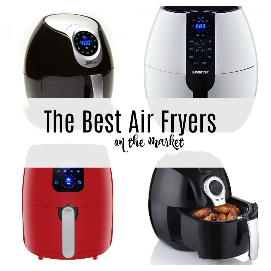 With so many different options out there, it's important to find the best air fryers available to purchase! Here are the ones that you need to consider!
