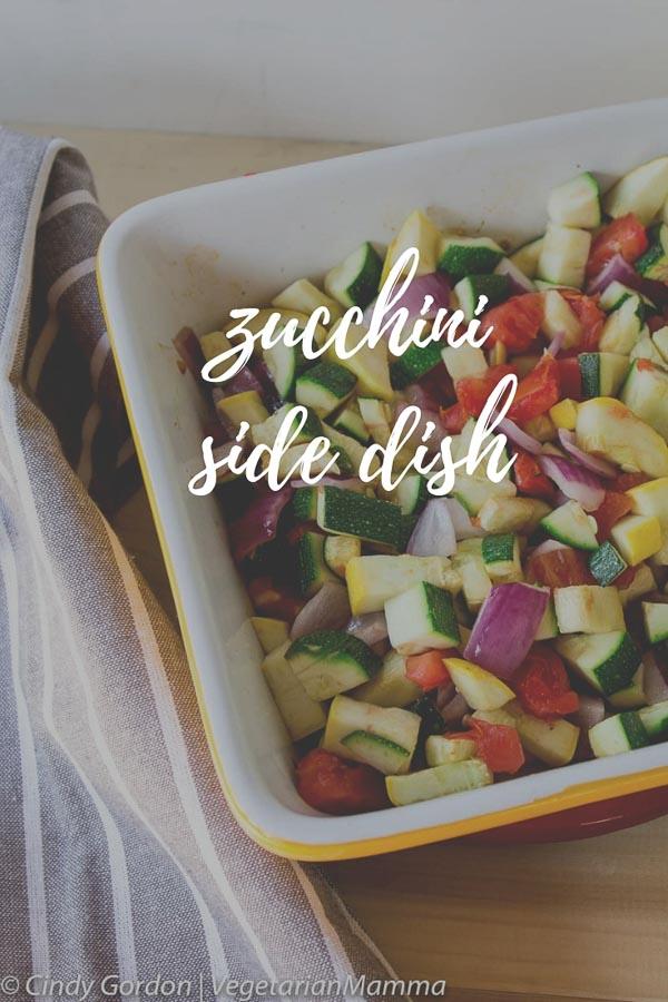 zucchini bake zucchini side dish