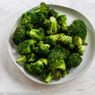 Air Fryer Broccoli