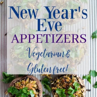 New Years Eve appetizer ideas!