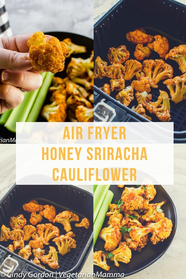 Honey Sriracha Cauliflower