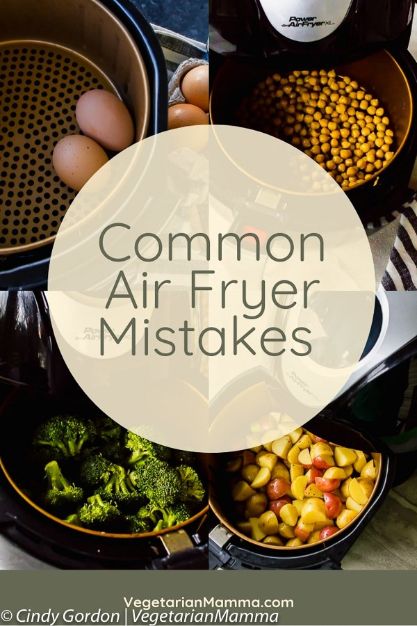 Common Air Fryer Mistakes