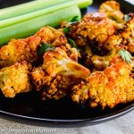 Air Fryer Honey Sriracha Cauliflower is an air fried snack