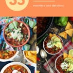35 Vegan Chili Recipes – Find your new favorite meatless chili recipe here!