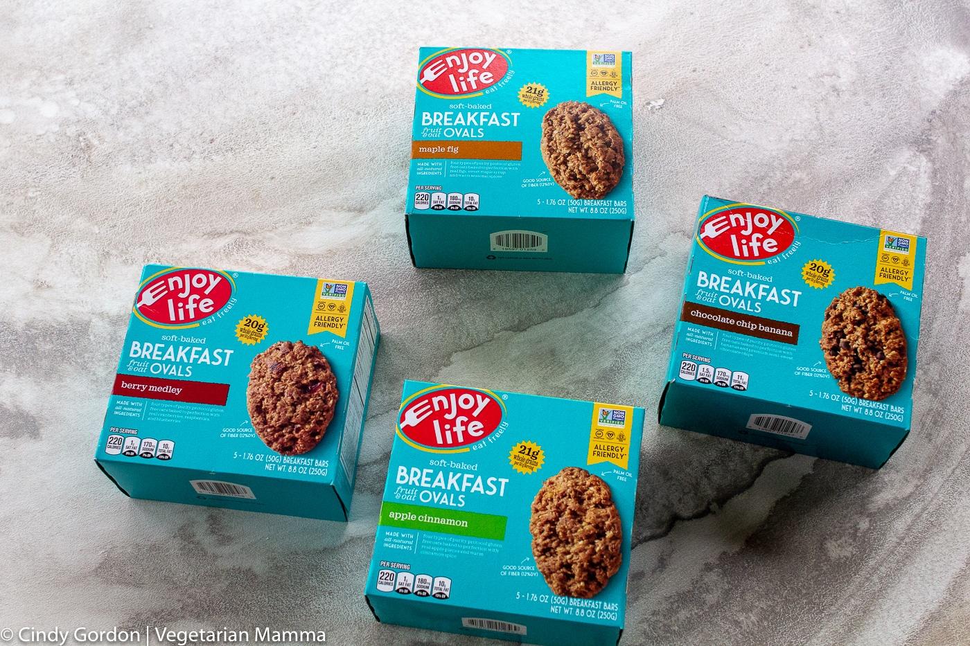 Enjoy Life Foods Breakfast oval review
