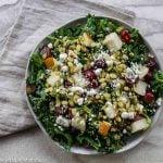 Kale and Quinoa Salad aka Kale Quinoa Salad
