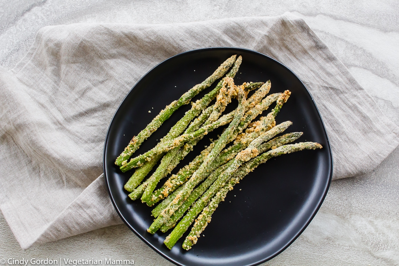 Crispy Asparagus in Air Fryer