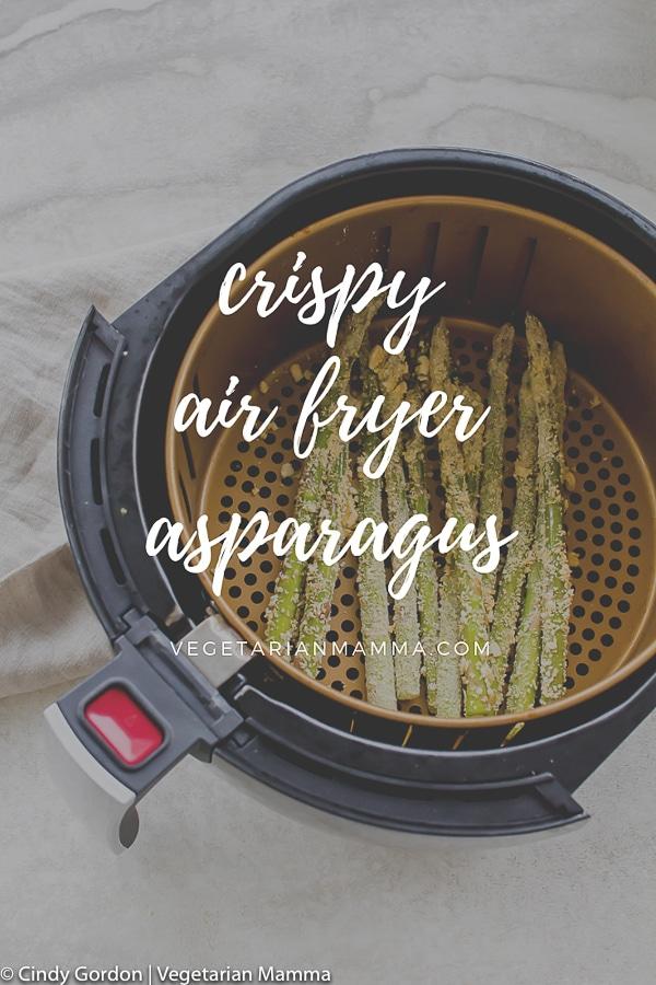 Crispy Asparagus in Air Fryer pin