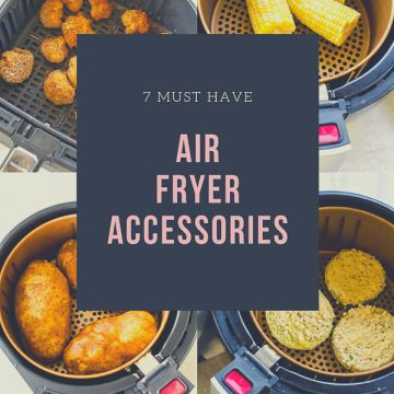 Must graphic talking about Have Air Fryer Accessories