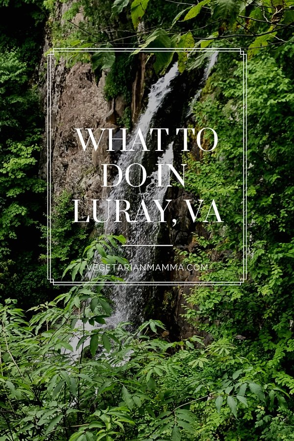 What to do in Luray Virginia