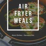 Air Fryer Recipes – Volume 1 ebook