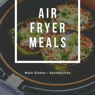 Air Fryer Meals ebook volume 1