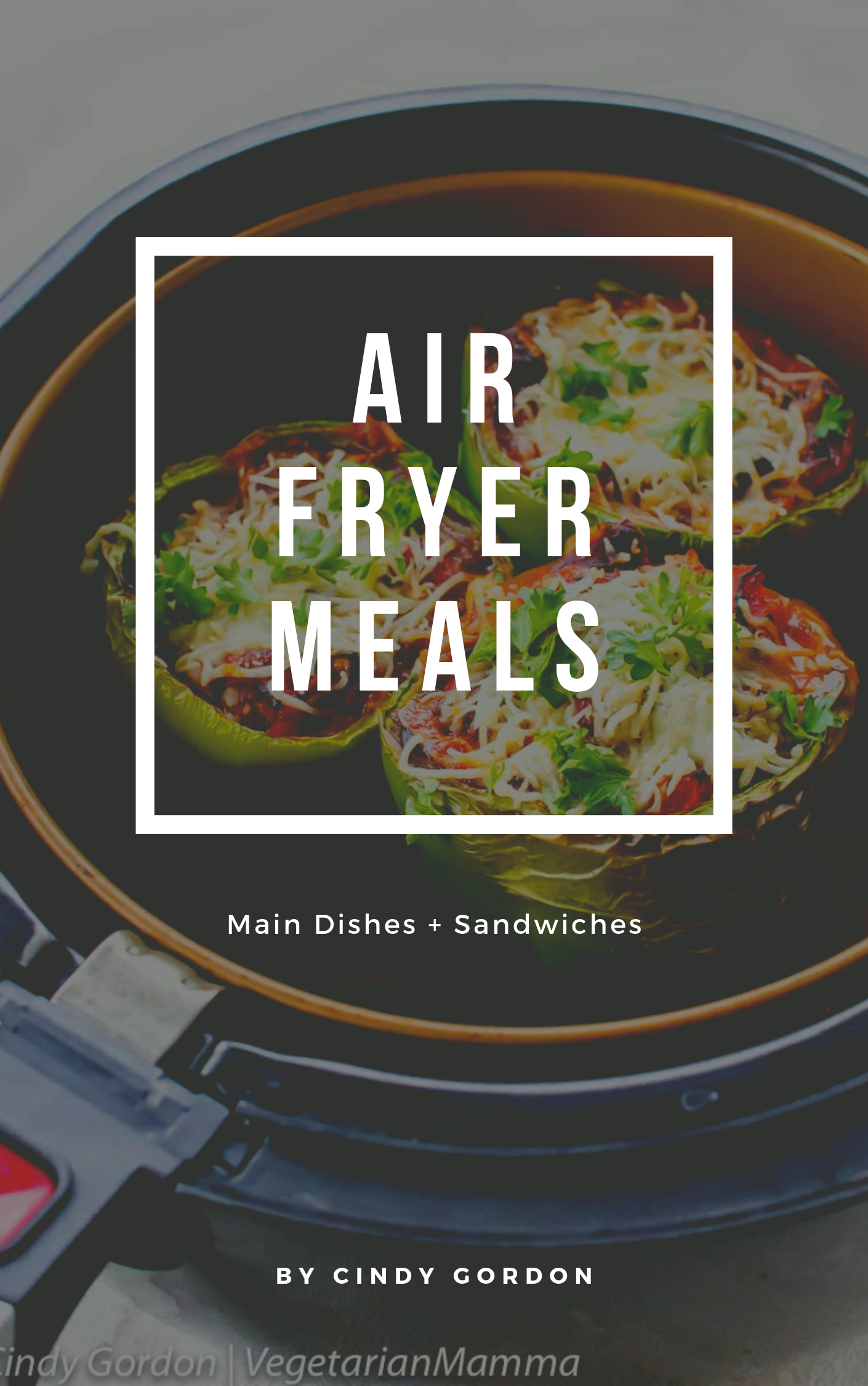 Air Fryer Meals ebook volume 1