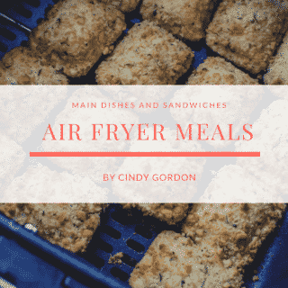 air fryer meals ebook cover