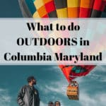 Outdoor Adventures Columbia Maryland