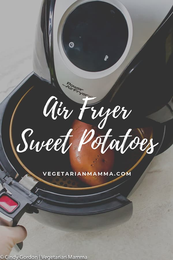 air fryer sweet potato pin