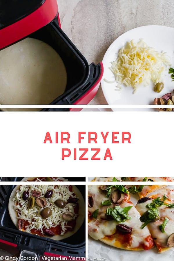 air fryer pizza pin