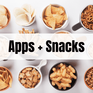 Appetizers and Snacks