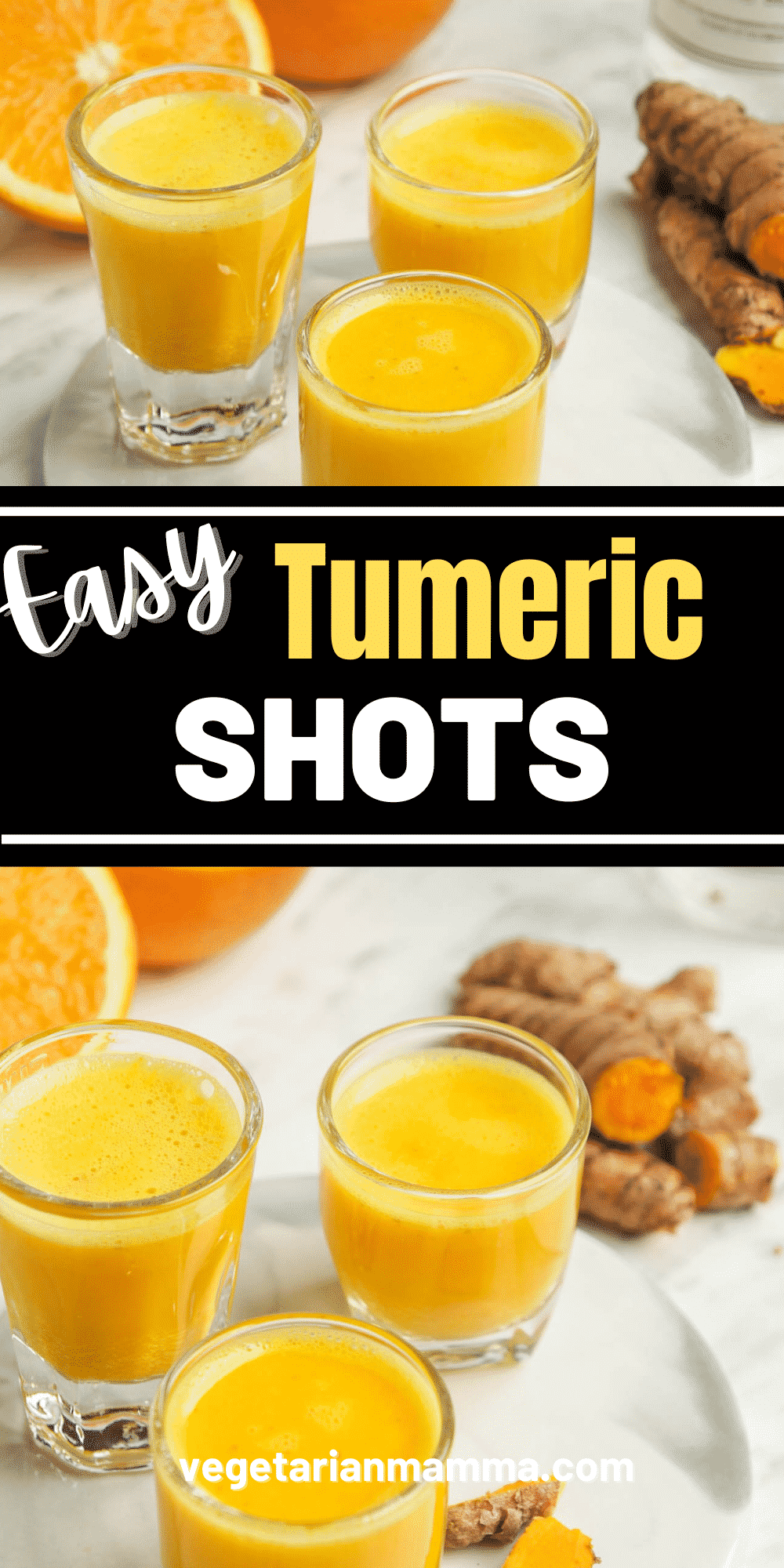 Turmeric shots are a delicious way to enjoy the powerful flavors of turmeric and also enjoy the benefits turmeric has to offer.